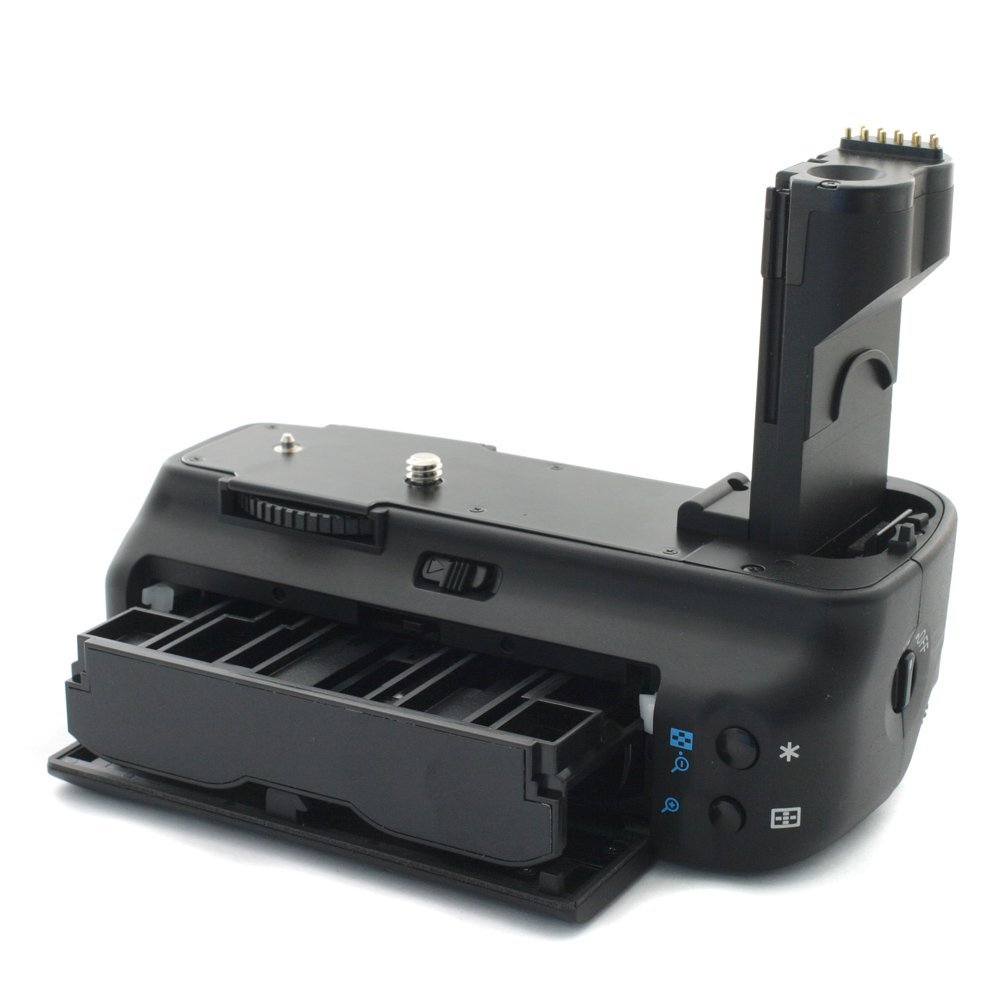 f3a6de02131960 Meike Professional Battery Grip for Canon EOS EOS 50D 40D 20D 30D Replace  BG-E2N