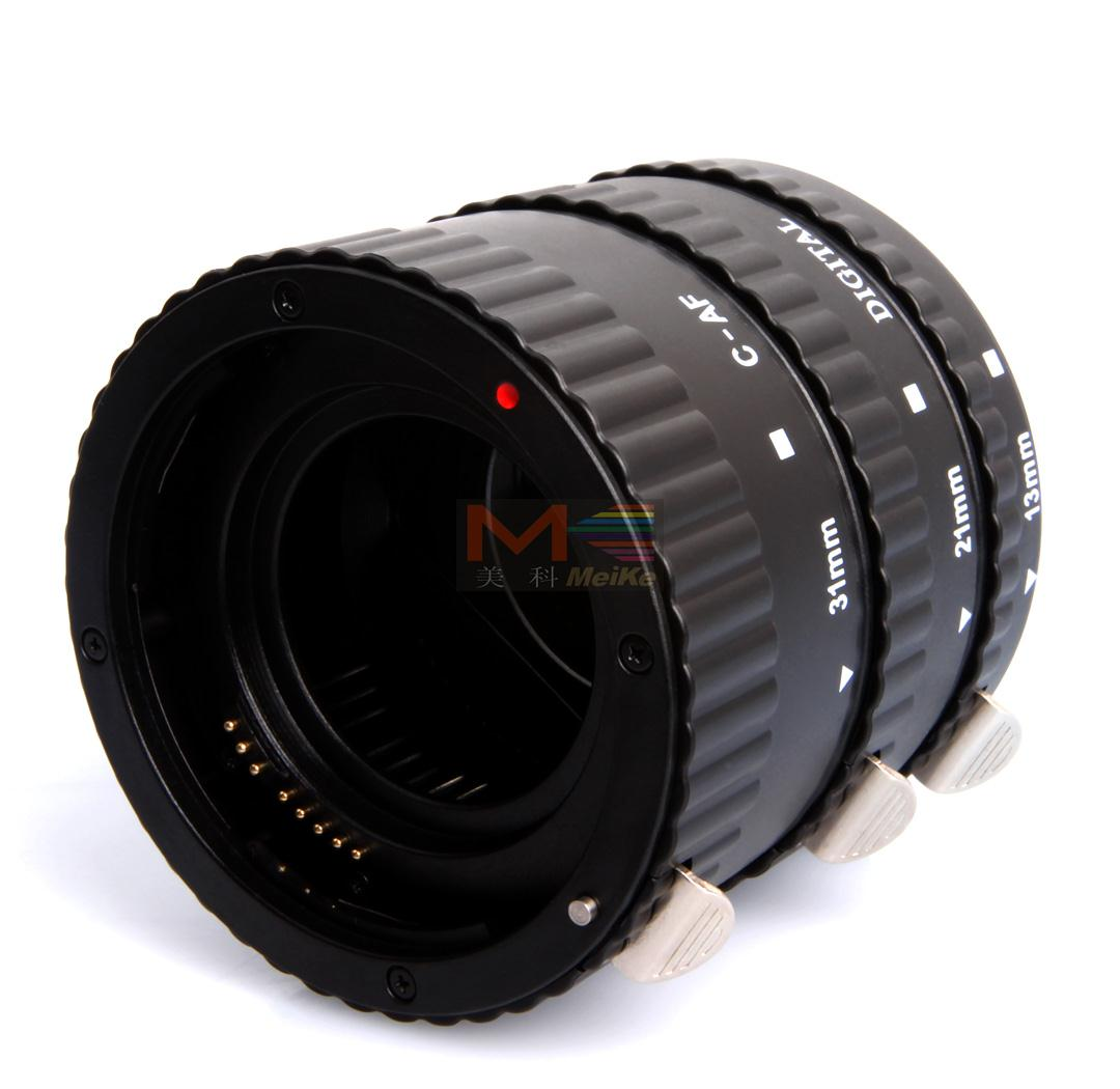 meike mk c af b abs auto focus macro extension tube set for canon d slr camera meike store. Black Bedroom Furniture Sets. Home Design Ideas